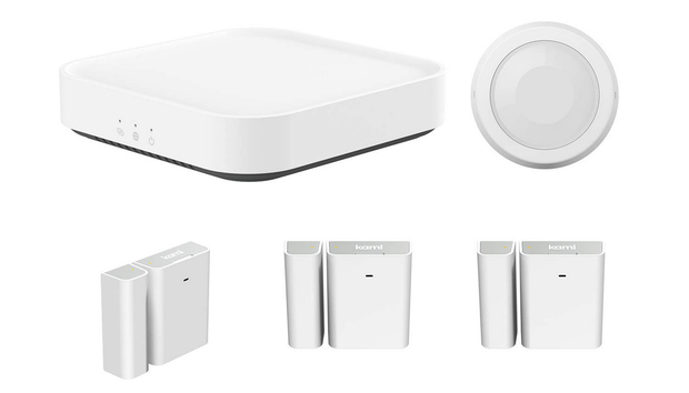 Kami Smart Security Starter Kit review: Its low price tag is the one thing it has going for it
