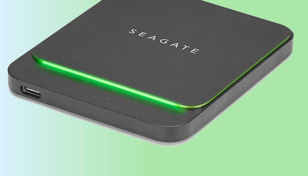 Seagate BarraCuda Fast SSD review: Stylish, but slow for the price