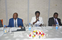 Minister Azuba urges staff to prevent maritime accidents