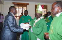 Archbishop Lwanga calls for justice for all