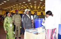 Use traditional methods for controlling bad chemicals in foods -- Museveni
