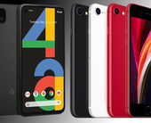 Google Pixel 4a vs iPhone SE: Can a cheap Android handset beat Apple's best-ever budget iPhone?