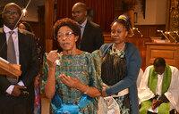 Late Archbishop Nkoyoyo honoured in London