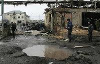Suicide bomber kills 5 police in Russia''s Dagestan