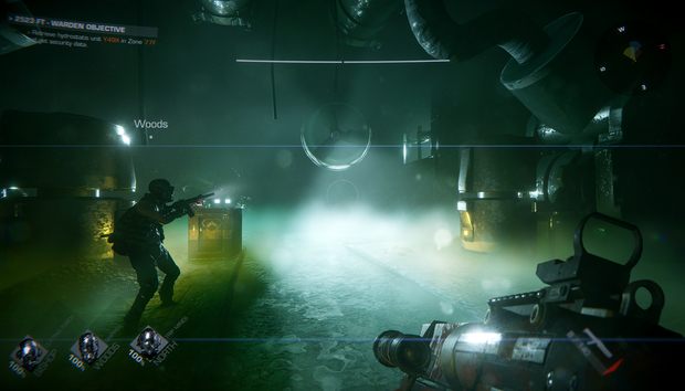 Hands-on: GTFO blends Payday's ultra-hard team tactics with a horrific sense of inevitable doom