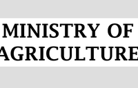 Notice from Ministry of Agriculture