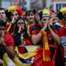 Sadness as Belgium's 'golden generation' exit World Cup