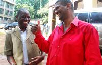 Leave politics, back to your restaurant, Kibedi tells Uhuru