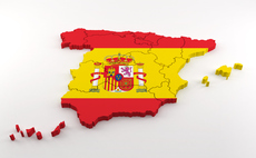 Spain's 10-year government bond yield falls to record low