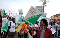 Youth petition Parliament on climate change law