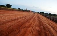 Construct works on Hoima-Butiaba-Wanseko road halted