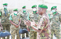 AU awards medals to UPDF soldiers
