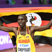 Cheptegei is ready to succeed Mo Farah