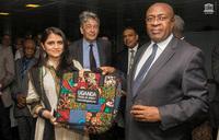 Ugandan children top participation on Commonwealth Day -Paris