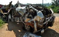 Bundibugyo accident kills five, two injured