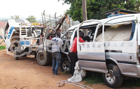 Mbarara accident claims two