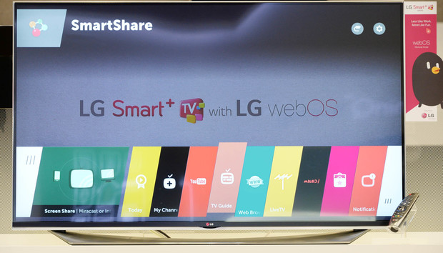 LG promises WebOS smart TV update for CES | IDG Connect