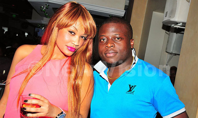 ari with her late husband van emwangas vigil at their home in unyonyo ampala recently hotoile