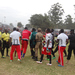 Anti-riot police saves referees from errant Express FC players