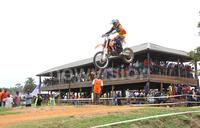 Maxime wins second motocross championship