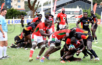 RUGBY: Uganda's World Cup hopes wither in Nairobi