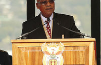 Zuma sworn in for second term as SA president