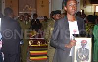 UPDF mourns Lt Col Charles Ddamulira