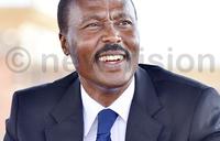 Ugandans are passive by nature - Muntu