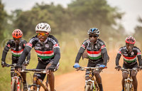 International Bamboo Day: Cyclists complete bambo tour ride