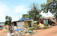 Entebbe chokes on garbage, minister shocked