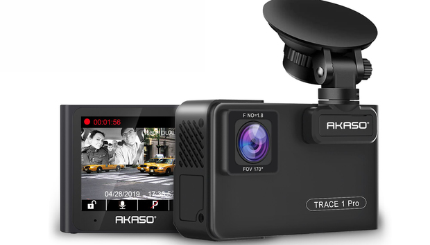 Akaso Trace 1 Pro review: A top choice in affordable front-interior dash cams