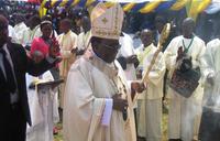 Archbishop Lwanga condemns rampant murders