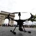 Uber eyes drones for food delivery, unveils new autonomous car