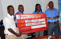 TOTAL to supply UMC Rally teams with fuel