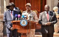 Sudan strikes deal with rebels, South Sudan talks drift