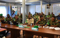 AMISOM DSRCC urges military commanders to implement transition plan