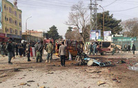 Suicide attack kills 16 in north Afghanistan: officials
