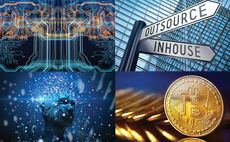 Arms race for alpha and cryptocurrency launches: The top hedge fund industry trends for 2018