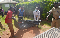 Body of murdered woman dumped in Entebbe compound