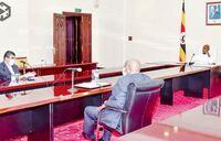 Museveni pledges closer bilateral ties with Iran