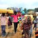 Refugee influx into Uganda worrying