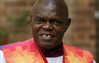 UK government honours Dr Sentamu with top title