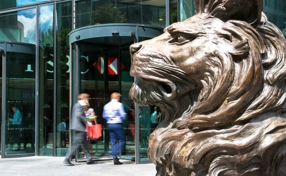 HSBC and Chinese sovereign wealth fund in talks over £1bn