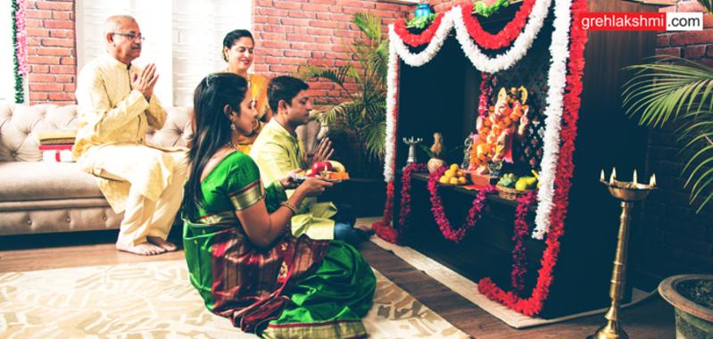 घर के मंदिर को जब सजाएंगे ऐसे, तो भगवान भी होंगे खुश