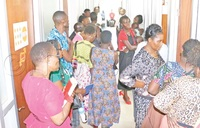 Women swarm Nakiwala's office to report their lovers