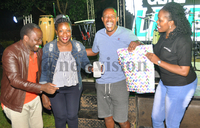 Nuwagira beats 124 to the Entebbe September Mug of Mugs