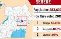 Serere CAO rebukes civil servants over abusive language