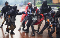 Rights body condemns police for excessive use of force