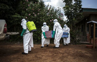 DRC says latest Ebola outbreak under control