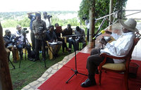 Uganda is not on a time-bomb, says Museveni